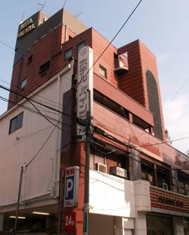 ホテルパインヒル綾瀬 全景