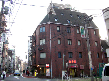 東京バニアンホテル(大井町)