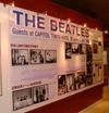 ビートルズ来日40周年記念パネル展示