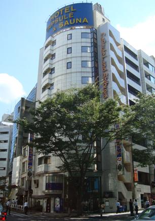カプセルランド渋谷