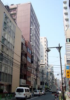 ヴィラフォンテーヌ東京八丁堀と「鈴らん通り」