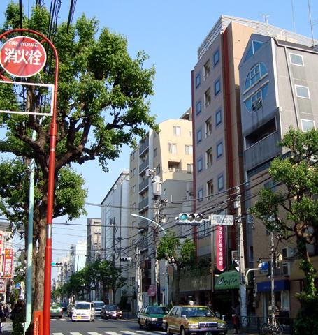 旧・グランドホテル中野