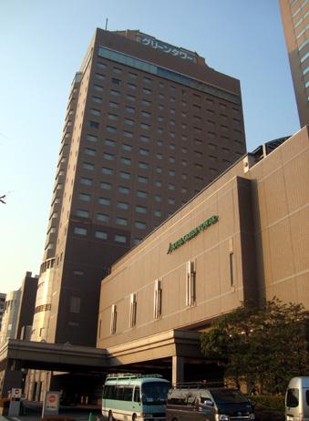 ホテルグリーンタワー千葉
