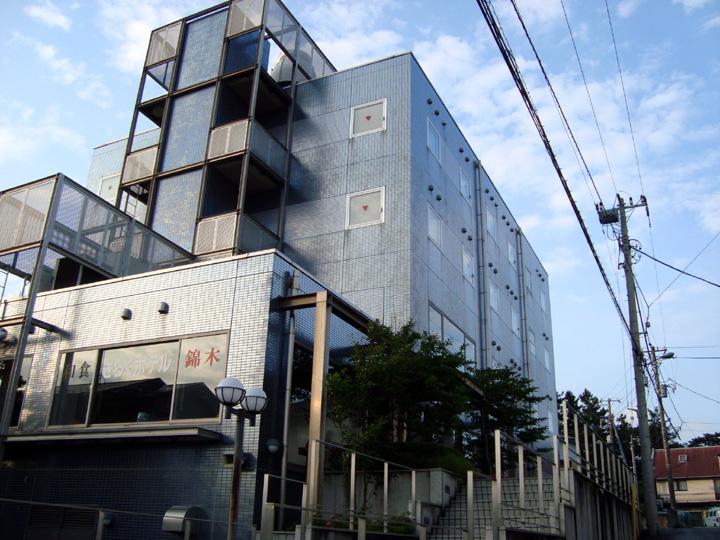 きらくホテル(千葉市稲毛区)外観