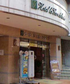 ラガール・ドゥ・ラビー新宿 エントランス