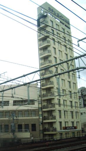 ホテルメイン神田 全景