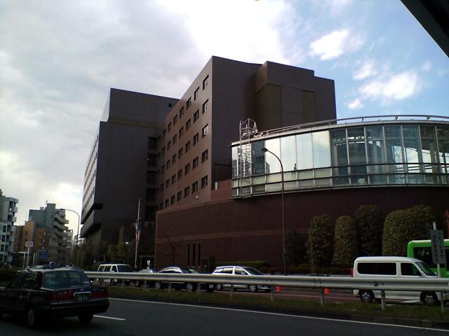ニュー山王ホテル全景