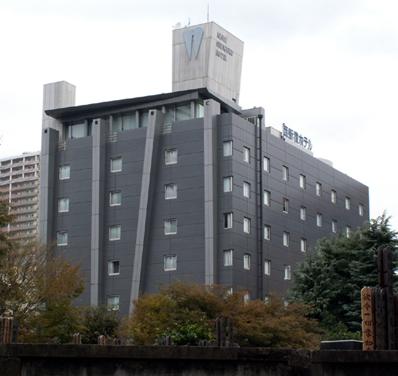 西新宿ホテル全景