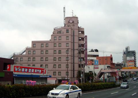 西馬込第一ホテル