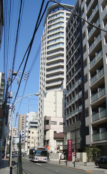 アパホテル<京急蒲田駅前>(旧・櫻楓ホテル蒲田)