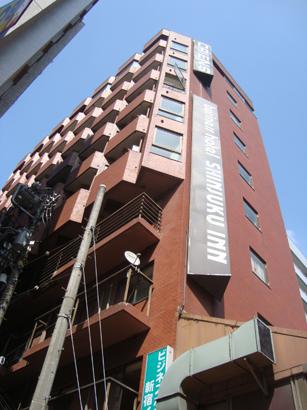 ビジネスホテル新宿イン