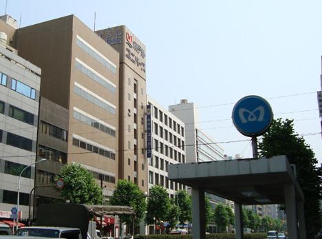 スマイルホテル東京日本橋(旧・ホテルユニバース日本橋茅場町)