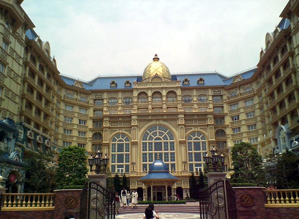 東京ディズニーランドホテル(2008/7)