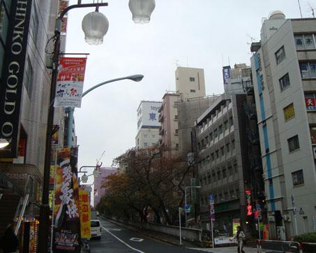 東横イン山手線大塚駅北口2と大塚駅周辺