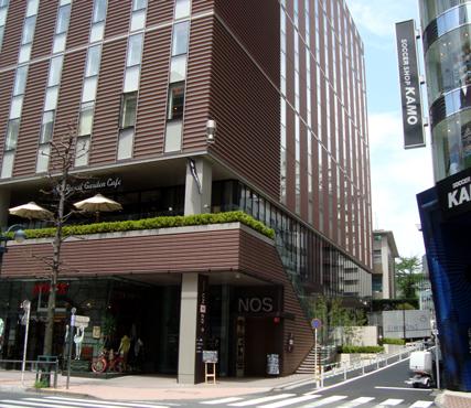 ホテル ユニゾ渋谷