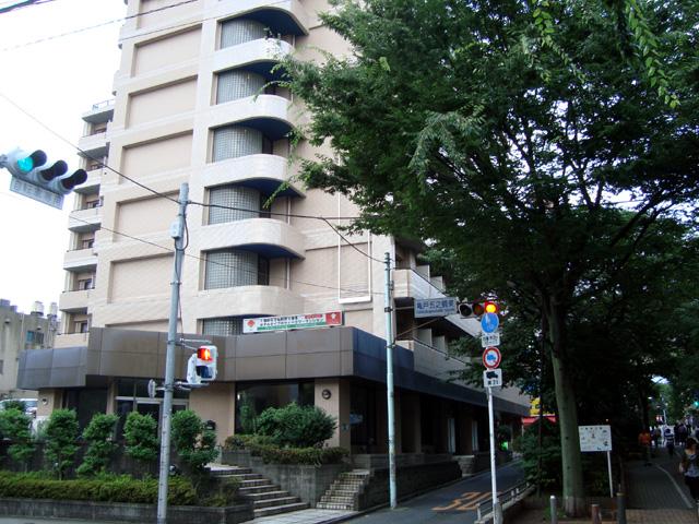亀戸緑道公演とウィークリーマンション東京 亀戸