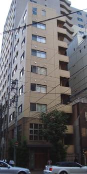銀座「吉水」建物全景(2009/9)