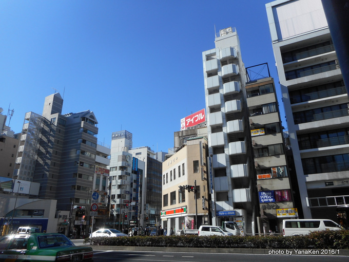 カプセルイン浜松町 2016-01