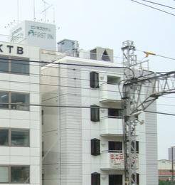 旧・ホテル ファーストイン(蒲田)