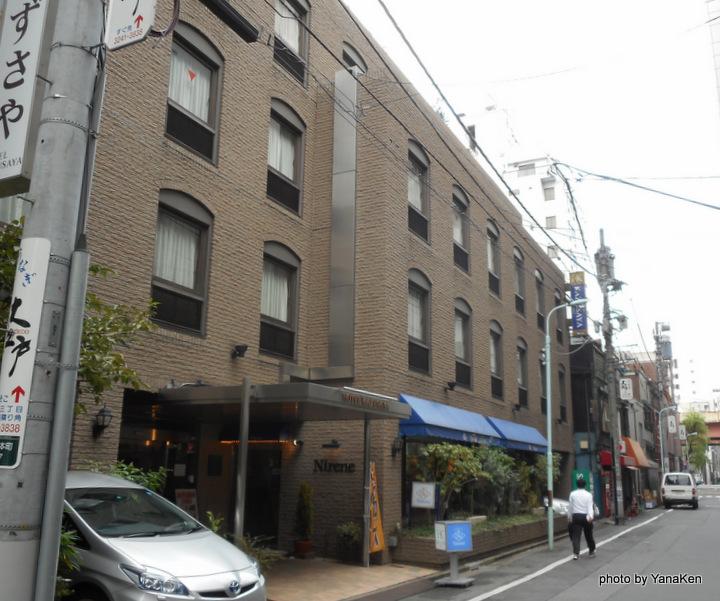 東京・日本橋 ホテルかずさや