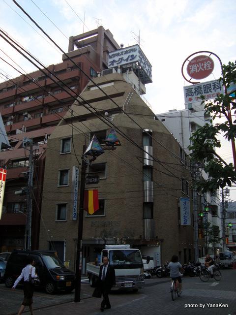 旧・ビジネスホテル オーク・イン2(2009/6)