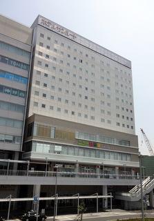 ホテルサンルート千葉(2014/5)
